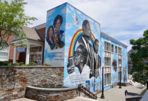 Blog Post: MLK39 Mural Unveiled on Juneteenth in West Hartford Center